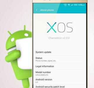 How To Get Infinix Nougat Update Using Infinix System-Update App