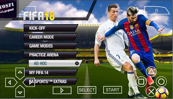 pes 2018 psp iso compressed