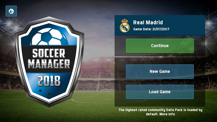 soccer manager 2018 mod apk latest