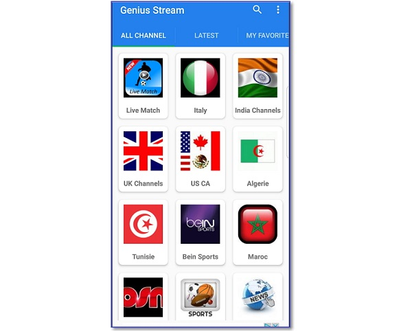 3 Best Free Live TV Streaming Apps